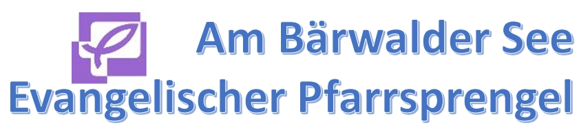 Pfarrsprengel am Bärwalder See Logo